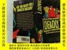 二手書博民逛書店The罕見Deadly7:致命的Y200392