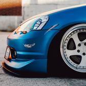 汽車裝飾車身貼個性可愛貓眼蝴蝶羽毛車貼紙3D立體創意防水劃痕貼