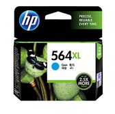 CB323WA HP 564XL 大印量藍色染料墨水 適用D5460/C5380/C6380/B109n/B109a/B110a/B209a/DJ3070/DJ3520(四色機不適用