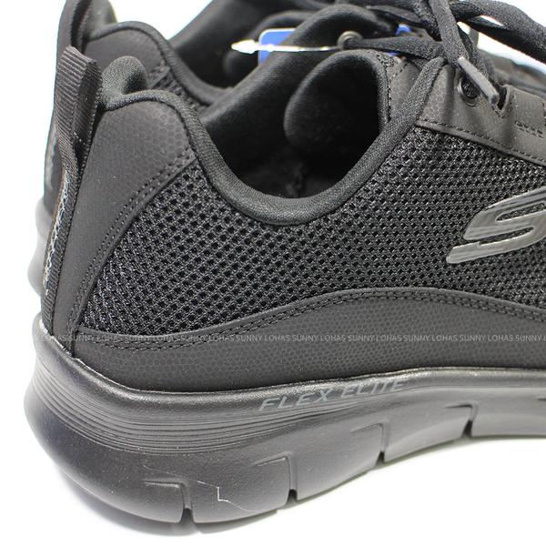 (B1) (送贈品) SKECHERS 男 運動鞋 休閒鞋 健身鞋SYNERGY 3.0 52585BBK [陽光樂活]