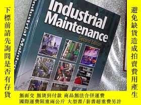 二手書博民逛書店Industrial罕見Maintenance Second E