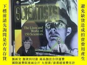二手書博民逛書店The罕見Lives and Work of 150 Scien