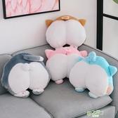 午睡枕 抱枕靠墊少女心創意沙發靠背靠枕辦公室腰靠汽車枕頭可愛 【快速出貨】