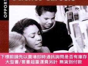 二手書博民逛書店Opportunities罕見In Library And Information Science Careers