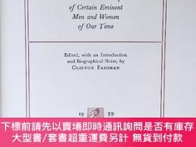 二手書博民逛書店I罕見Believe:The Personal Philosophies of Certain Eminent M