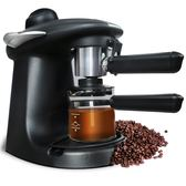 咖啡機意式全自動家用半商用蒸汽打奶泡拉花咖啡機igo