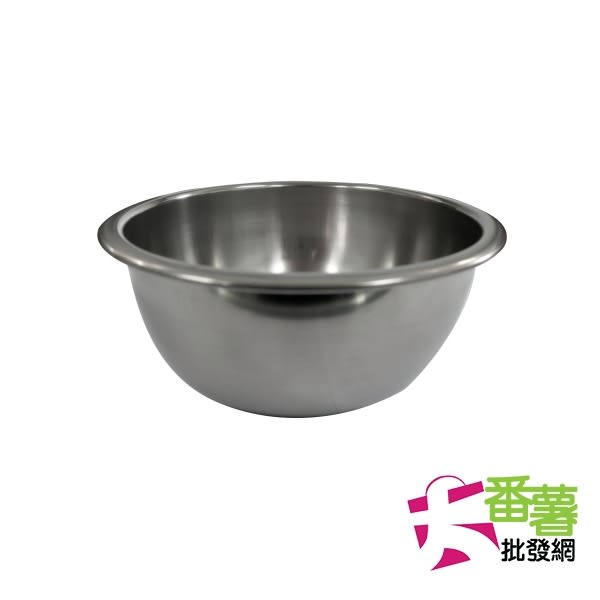 台灣製304不鏽鋼 16cm深菜盆/調理盆 [大番薯批發網 ]