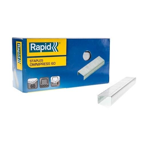 Rapid SO60專用訂書針/釘書針5000入 X 10盒裝