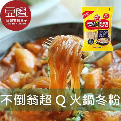 【豆嫂】韓國泡麵 不倒翁 粉Q彈火鍋冬粉(100g)