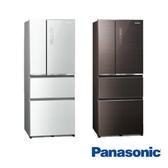Panasonic 國際牌 四門一級能變頻電冰箱NR-D501XGS-***含基本安裝***