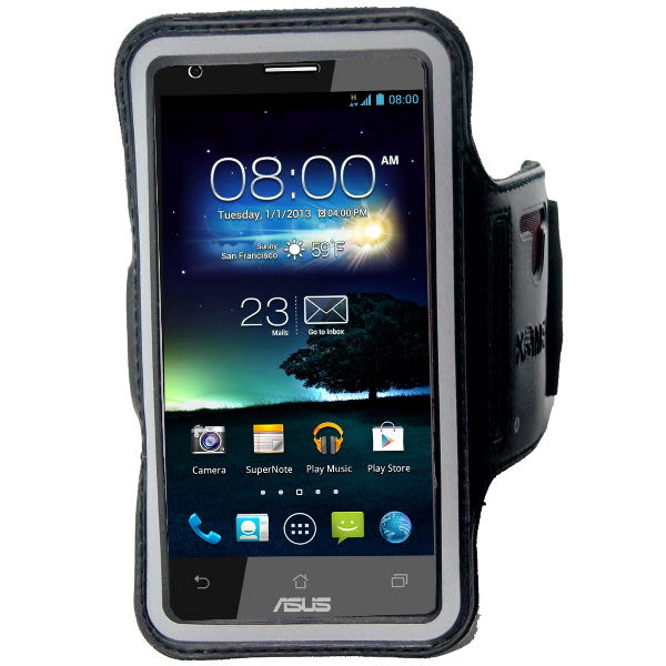 KAMEN Xction甲面 X行動ASUS THE NEW PadFone Infinity Lite專用運動臂套ASUS PadFone2 2 E 運動手機套