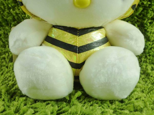 【震撼精品百貨】Hello Kitty 凱蒂貓~KITTY生肖絨毛娃娃-亮面老虎