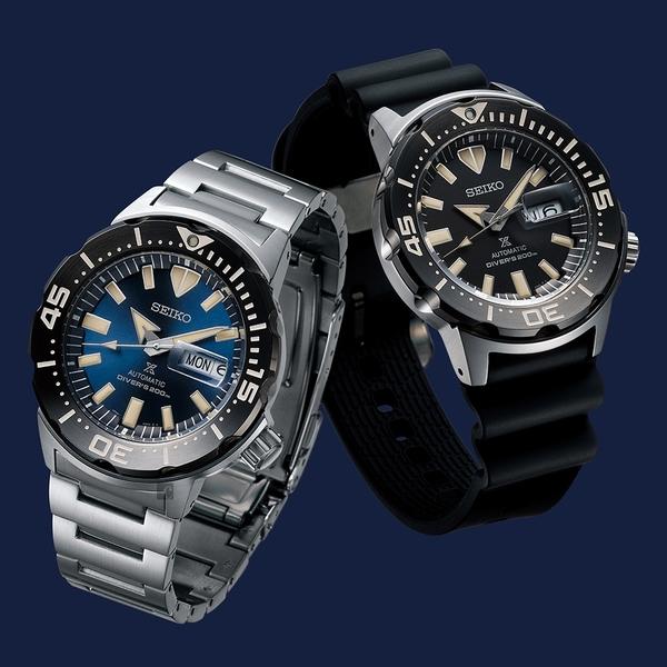 SEIKO 精工 Prospex DIVER SCUBA 機械錶-43mm 4R36-07B0D(SRPD27J1)
