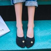 船襪女純棉淺口低筒硅膠防滑隱形腳底襪套襪子女短襪