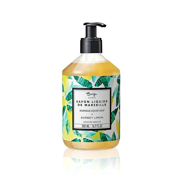巴黎百嘉 蒙頓嘉年華 格拉斯液體馬賽皂 500ML 法系香氛沐浴露 BAJ1950010 Baija Paris