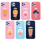 韓國 KAKAO FRIENDS 手機殼 軟殼│iPhone 12 11 Pro Max Mini XR Xs X SE 8 7 Plus│LG VELVET G8X G8 G7 V50S V50 V40