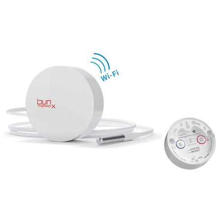 《LOGGERFLEX》無線溫度紀錄器 外部溫感型 Thermometer, logger, external sensor, wireless