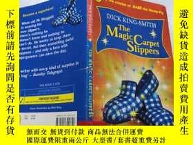 二手書博民逛書店The罕見Magic Carpet Slippers(魔毯拖鞋)Y212829