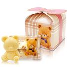 一定要幸福哦~~英國貝爾-熊熊抗菌皂50g-禮物款, 婚禮小物,送客禮,姐妹禮