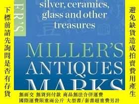 二手書博民逛書店Miller s罕見Antiques Marks(銀器、瓷器、玻