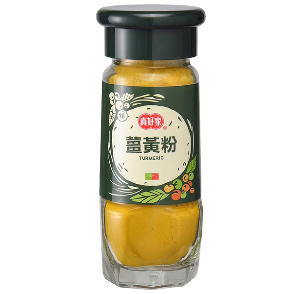 【真好家】薑黃粉28g