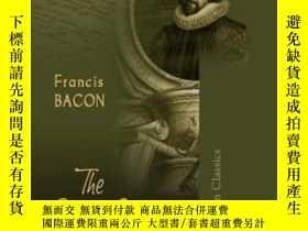二手書博民逛書店The罕見New AtlantisY364682 Francis Bacon Adamant Media Co