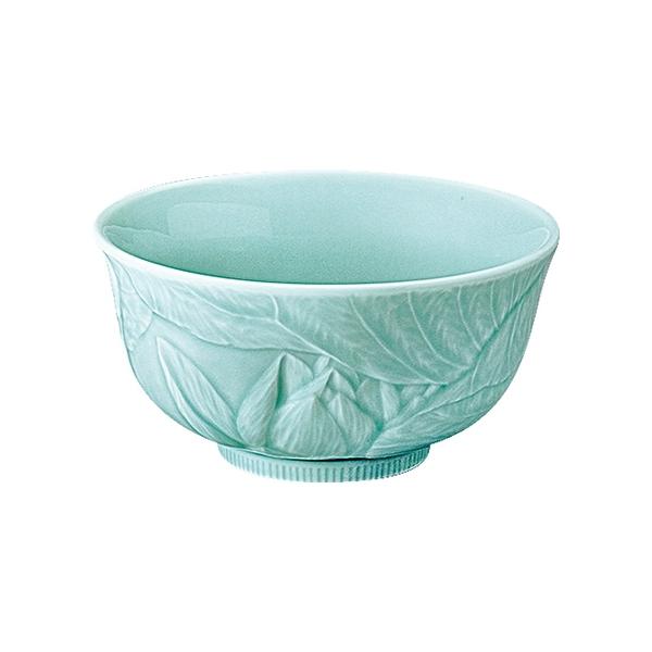 安達窯 青瓷 麵碗-5.5吋