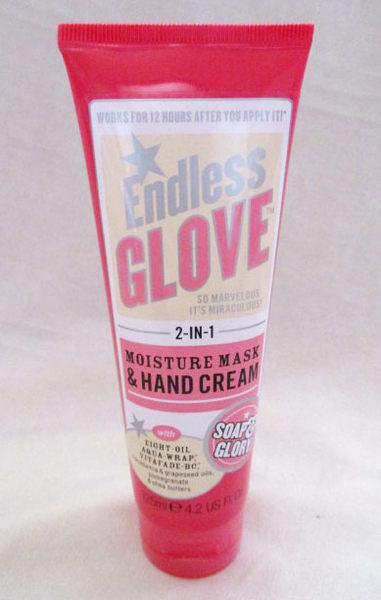 *禎的家* 英倫復古 SOAP & GLORY 雙倍 2合一 保濕護手霜