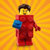 樂高LEGO Minifigures 18 派對主題 人偶組 人偶包 紅色樂高男孩 拆袋檢查全新販售 71021 TOYeGO 玩具e哥