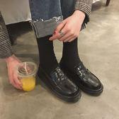 新品日系原宿學院風軟妹少女jk製服鞋簡約OL小皮鞋樂福鞋 全館免運88折