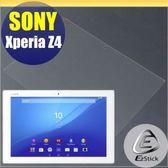 【Ezstick】SONY Xperia Z4 Tablet Z4 平板專用 鏡面鋼化玻璃膜 靜電吸附