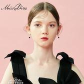 氣質韓國愛心無耳洞女耳夾簡約毛球球原宿耳環耳墜短款耳飾「夢娜麗莎精品館」