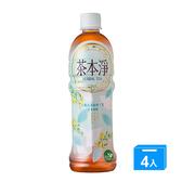 茶本淨有機南非綠博士茶580ML*4【愛買】