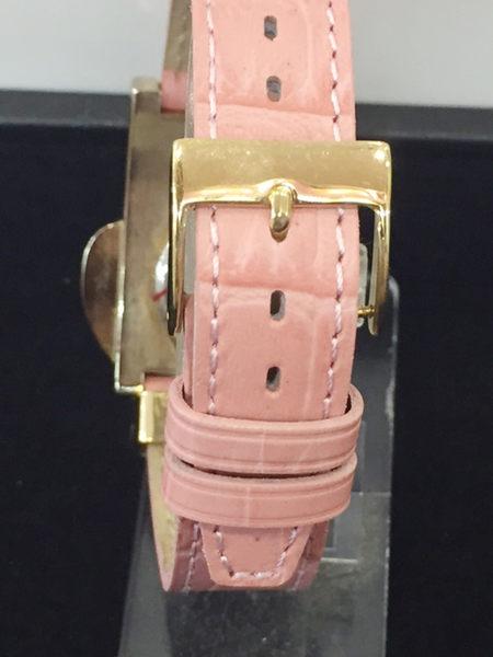 【震撼精品百貨】Hello Kitty 凱蒂貓-手錶-長方形錶面-大蝴蝶結造型-粉色錶帶【共1款】