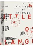你從哪裡來?一個字聽出你的故鄉──為什麼要懂語言學,語言學大師的40堂精采入門課