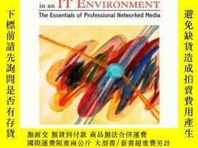 二手書博民逛書店Video罕見Systems In An It Environment: The Essentials Of Pr