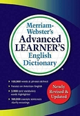 Merriam-Webster s Advanced Learner s English Dicti
