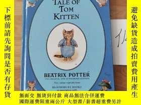 二手書博民逛書店THE罕見TALE OF TOM KITTENY246207