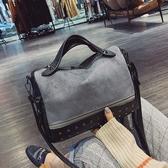 機車包 網紅包包時尚手提包大包韓版百搭單肩側背包大容量【全館免運】