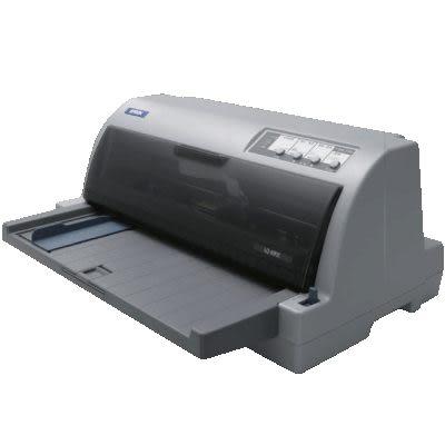 [奇奇文具] 【愛普生 EPSON 點陣式印表機】 愛普生EPSON LQ-690C/ LQ690C點陣式印表機