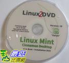 [106美國直購] 2017美國暢銷軟體 Linux Mint 18, Cinnamon Desktop, Special Edition32 64 Bit DVD