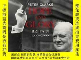 二手書博民逛書店Hope罕見And Glory-希望與榮耀Y436638 Peter Clarke Penguin Books