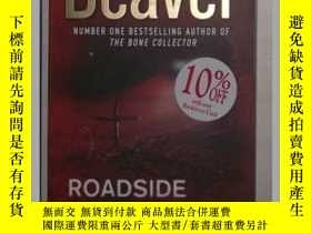 二手書博民逛書店英文原版罕見Roadside Crosses by Jeffer
