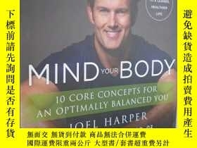 二手書博民逛書店Mind罕見Your Body: 4 Weeks to a Le
