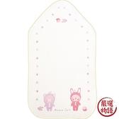 【日本製】【anano cafe】日本製 嬰幼兒寶寶紗布吸汗背巾組合 兩件入 粉紅色 SD-2968 - 日本製