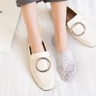 船襪 蕾絲船襪女防滑硅膠隱形夏季不掉跟純棉底襪子女短襪淺口薄款春秋 歐歐