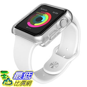 [美國直購] Speck Products (42mm) 75227-5085 手錶殼 保護殼 Apple Watch Smartwatch Screen Protector