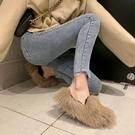 高腰牛仔褲女小腳褲秋季新款韓版學生彈力淺色緊身九分鉛筆褲 蘑菇街小屋