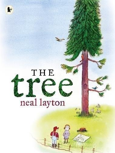 【英國繪本】THE TREE /英文繪本《主題: 分享.溫馨.環境保護》