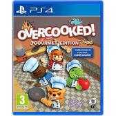 PS4 煮過頭 美食家版 (含下載特典) -英文亞歐版- Overcooked Gourmet 煮爛了 地獄廚房 煮糊了